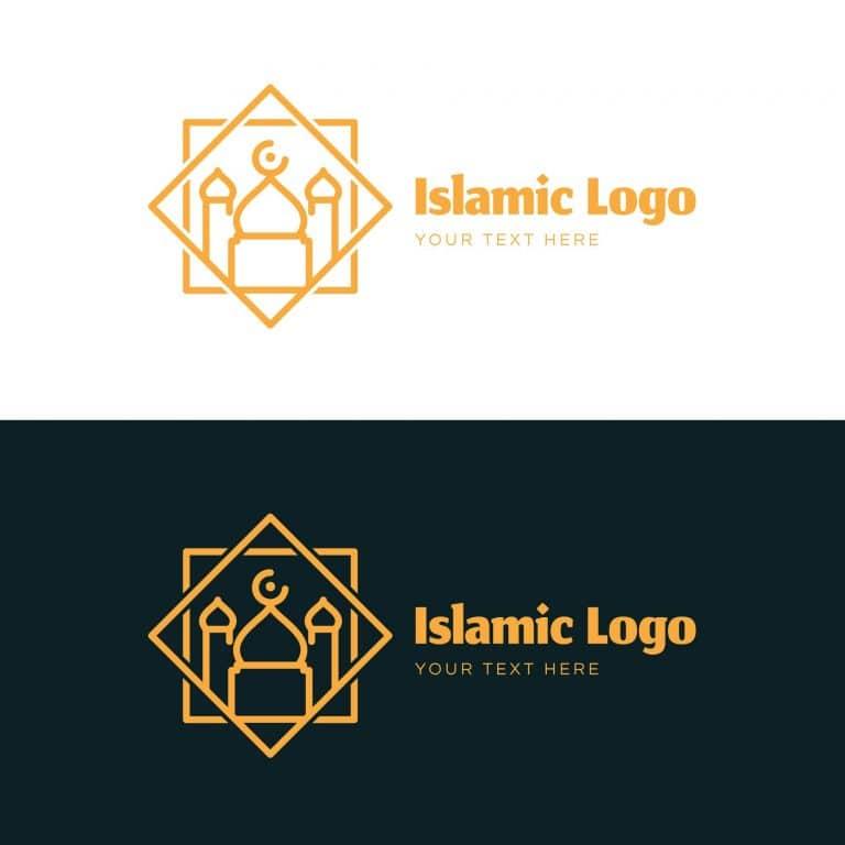 Contoh logo islamik
